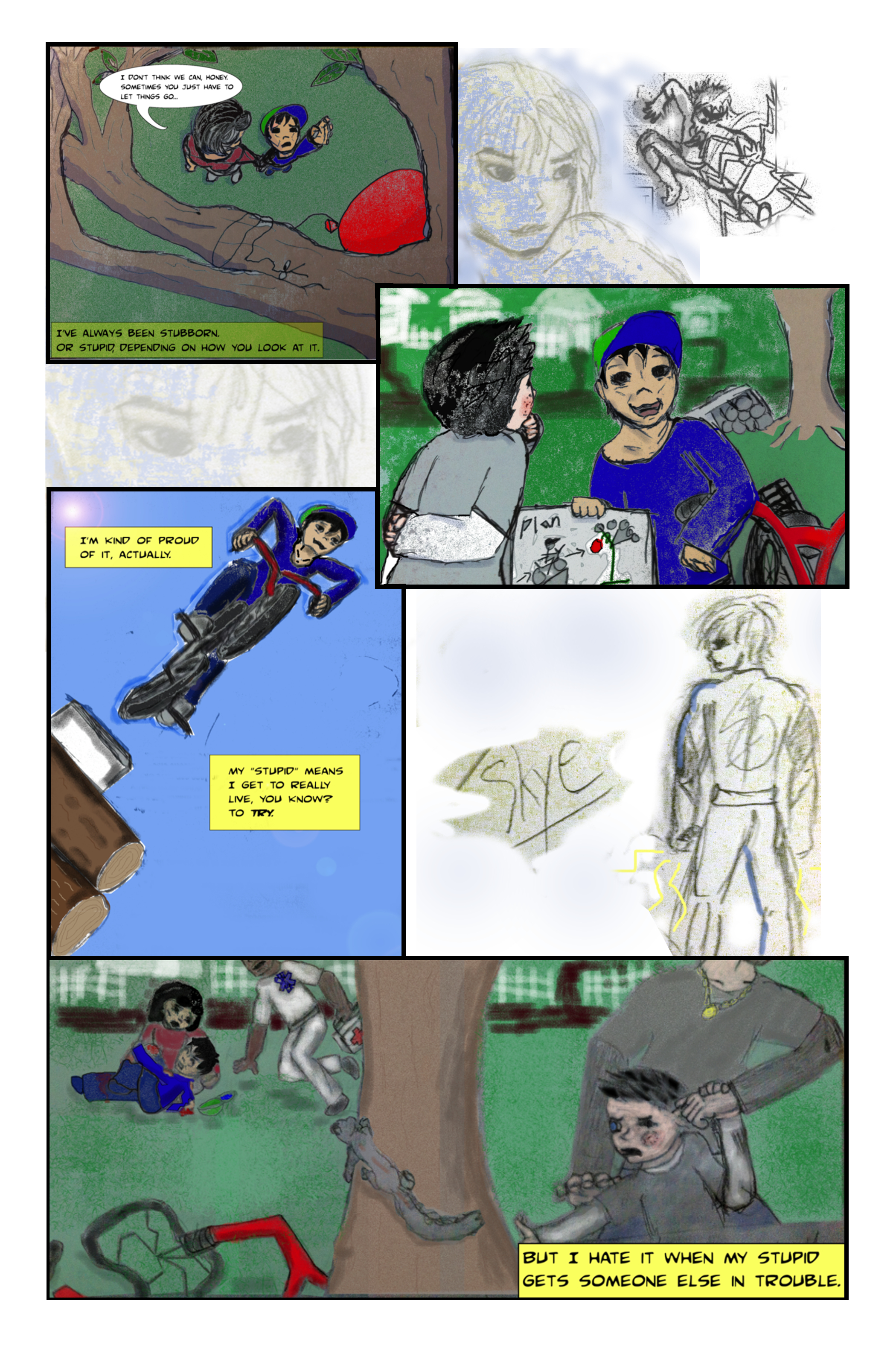 skye origins complete first page