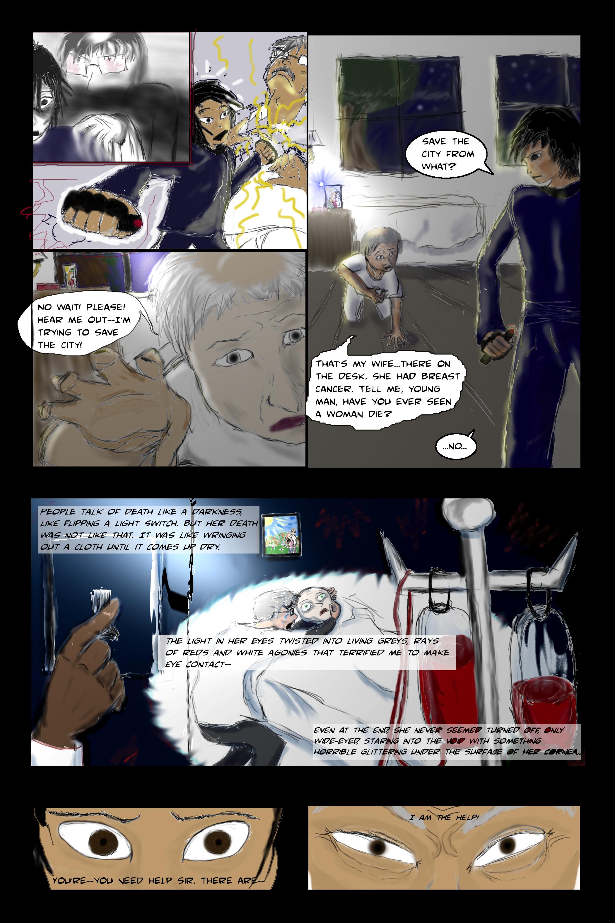 Skye orígenes página completa 5