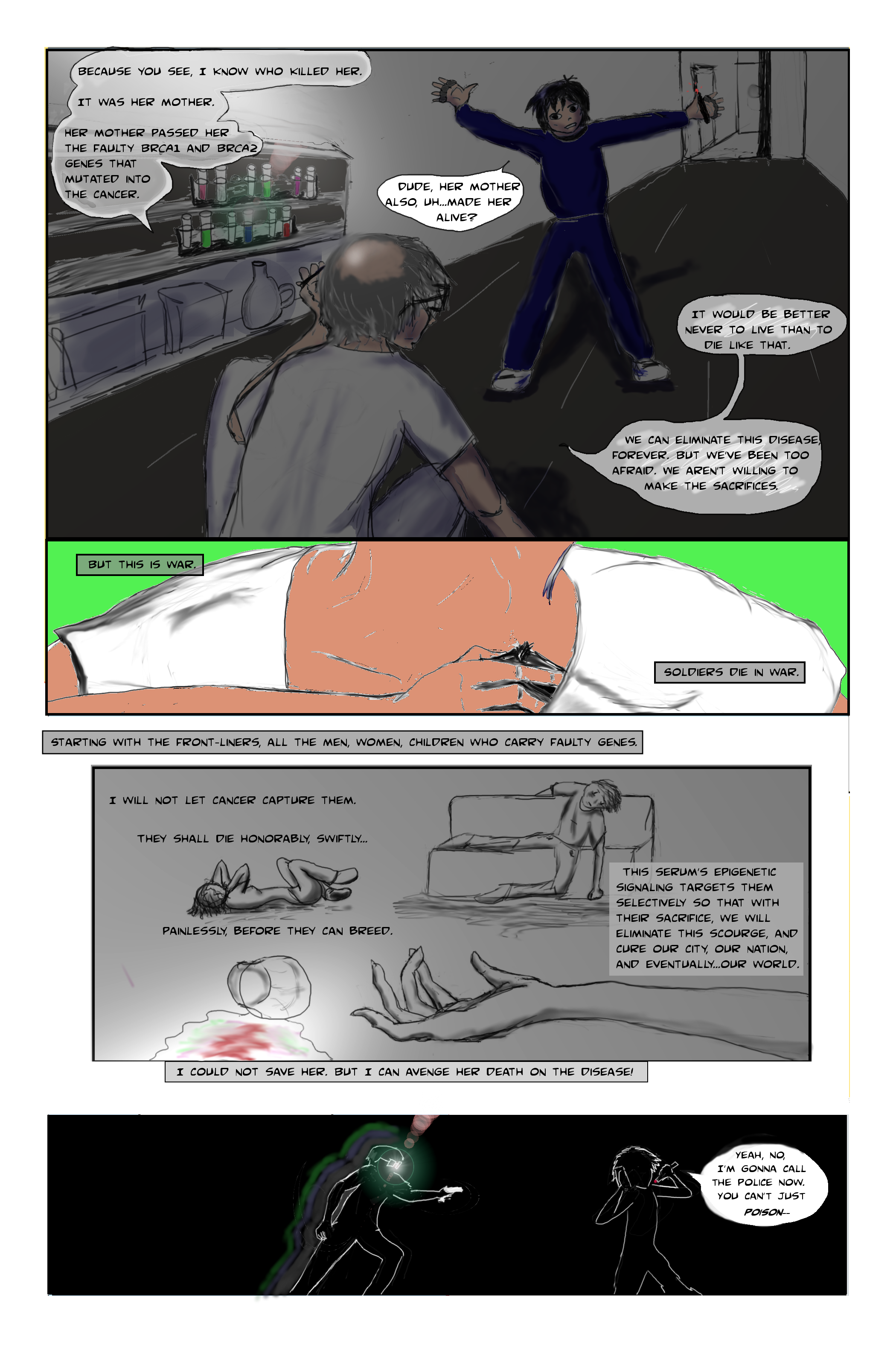 skye origins complete sixth page
