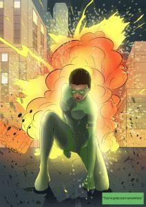 La terapia para Superheroes